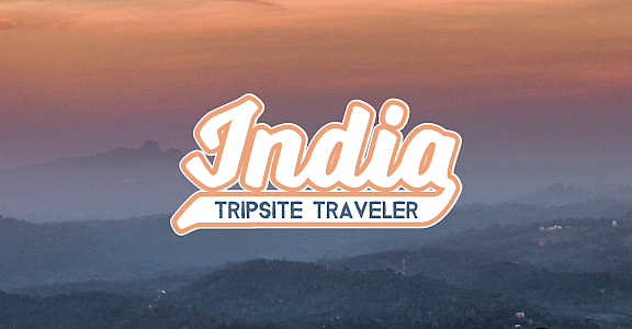 Tripsite Traveler: India