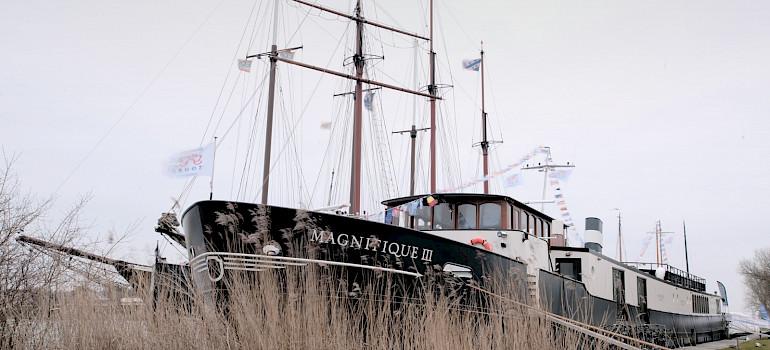 Magnifique III docked