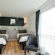 Magnifique III Upper Deck Suite Beds