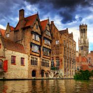 Bruges in Belgium is a treasure! Photo via Flickr:Wolfgang Staudt