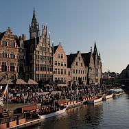 Gorgeous Ghent in Belgium. Photo via Flickr:Olivier Bacquet