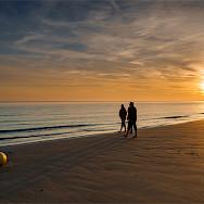 Island of Schouwen-Duiveland in Zeeland, the Netherlands. Photo via Flickr:Norbert Reimer