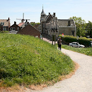 Willemstad in North Brabant, Holland. Photo via Flickr:bert knottenbeld