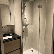 The MS Arlene II - Suite Bathroom