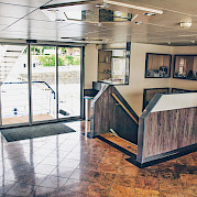 Reception Area on the Arlene II