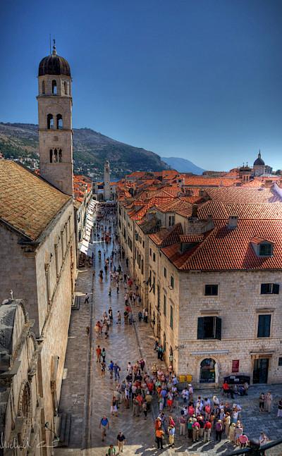 Old Town in Dubrovnik, Croatia. Flickr:Michael Caven