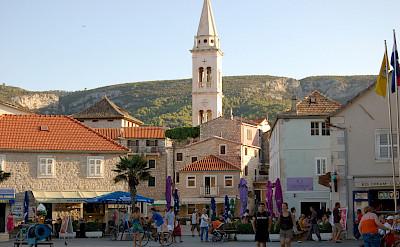 Town of Jesla on Hvar Island, Croatia. Flickr:Brian Stacey