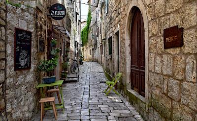 Stari Grad on Hvar Island, Dalmatia, Croatia. Flickr:Jocelyn Erskine-Kellie