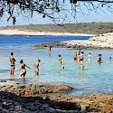 Sunbathing on Hvar Island, Dalmatia, Croatia. Photo via Flickr:Antonio Castagna