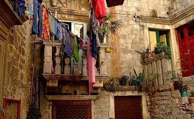 Daily life in Trogir, Dalmatia, Croatia. Flickr:gravitat-OFF