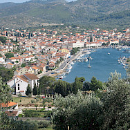Vela Luka in Dubrovnik-Neretva County, Dalmatia, Croatia. Wikimedia Commons:Wojtkow