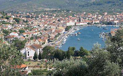 Vela Luka in Dubrovnik-Neretva County, Dalmatia, Croatia. CC:Wojtkow