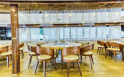 Dining room | New Star | Bike & Boat Tours