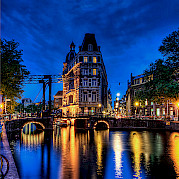 Amsterdam to Paris Photo