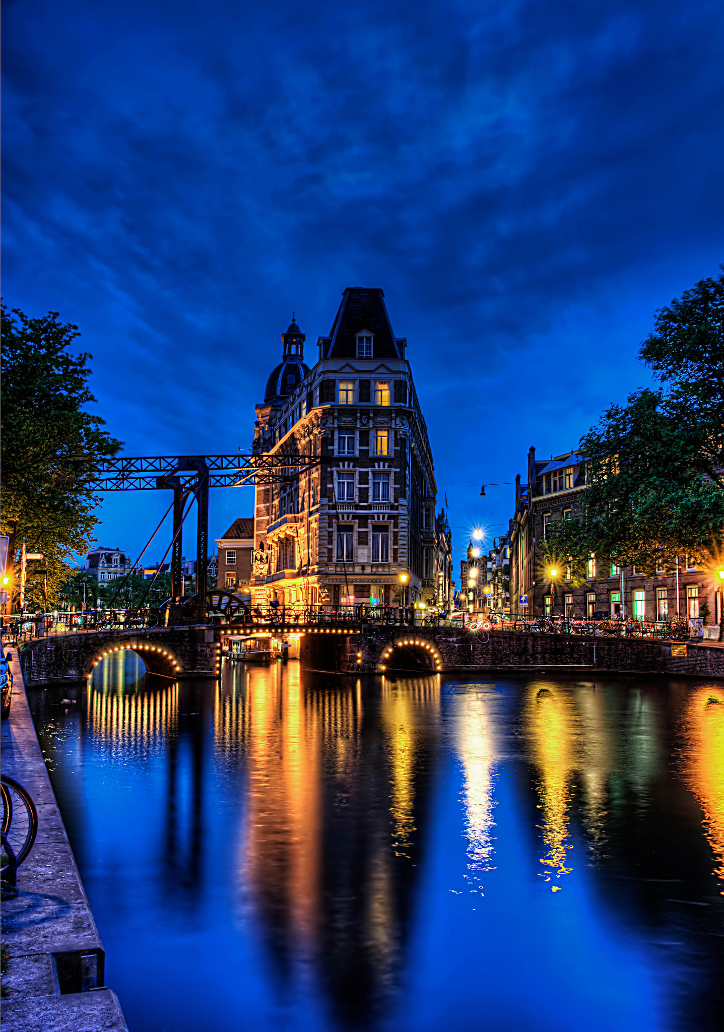 Amsterdam To Paris Bike Tour Holland France Tripsite