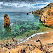Portugal's Vicentine Coast and Algarve Photo
