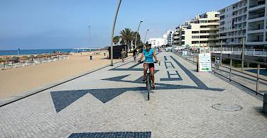 Along the Vicentine Coast & Algarve Bike Tour in Portugal.