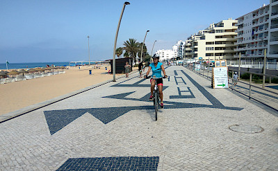 Along the Vicentine Coast & Algarve Bike Tour in Portugal.