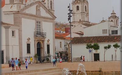 Bike rest in Lagos, Portugal. Photo via Flickr:Jose A.