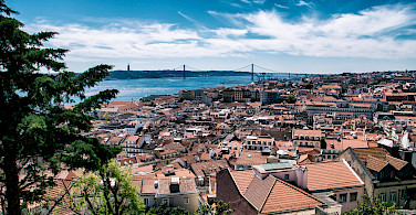 Great city of Lisbon, Portugal. Photo via Flickr:Maria Eklind