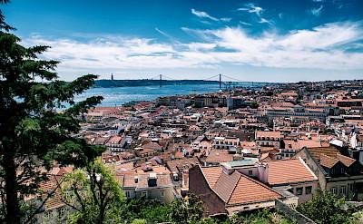 Great city of Lisbon, Portugal. Photo via Flickr:Maria Eklind