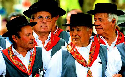 Festival in Lisbon, Portugal. Photo via Flickr:Pedro Riveiro Simoes