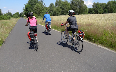Biking the Green Heart of Poland. Photo via Tour Operator