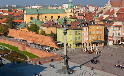 Plac Zamkowy in Nowe Miasto, Poland. Photo via Flickr:Paolo Trabattoni