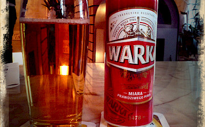 Warka is known for their beer. Photo via Flickr:Tobias Senger