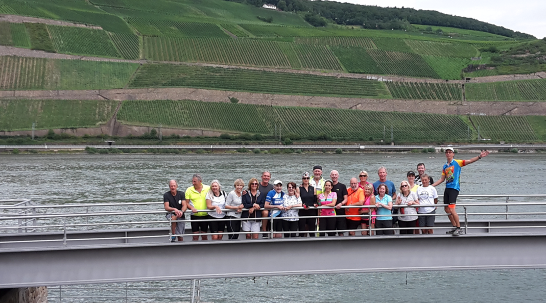 Group Photo Mainz to Metz