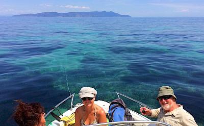 Around Giglio Island, Tuscany, Italy. Photo via TO