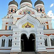 Alexander Nevsky Cathedral in Tallinn, Estonia. Creative Commons:Dennis Jarvis