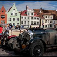 Car show in Tallinn, Estonia. Photo via Flickr:W. Seiler