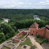 Gauja National Park in Latvia. Photo via Flickr:Sergei Gussev