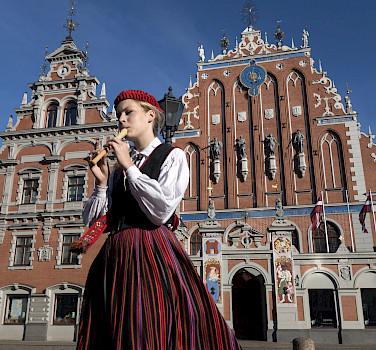 Cycling in the Baltics - Vilnius to Tallinn