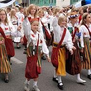 Song and Dance Festival in Tallinn, Estonia. Photo via Flickr:ToBreatheAsOne