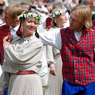 Festival in Tallinn, Estonia. Photo via Flickr:ToBreatheAsOne