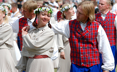 Festival in Tallinn, Estonia. Flickr:ToBreatheAsOne