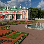 Kadriorg Palace in Tallinn, Estonia. Photo via Flickr:Rob Oo