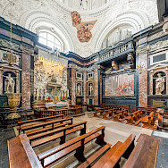 Chapel of Saint Casimir in Vilnius, Lithuania. Photo via Wikimedia Commons:Diliff