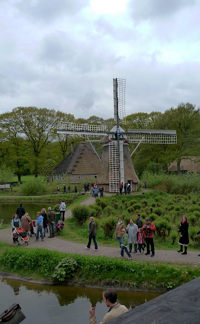 Open Air Museum in Arnhem, Gelderland, the Netherlands. Flickr:Paul Perreijn