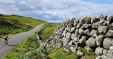 Bike tour through Southwest Scotland. Photo via Tour Operator