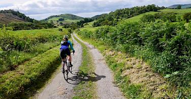 Bike tour through Scotland. Photo via TO