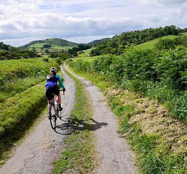 Bike tour through Southwest Scotland. Photo via Tour Operator