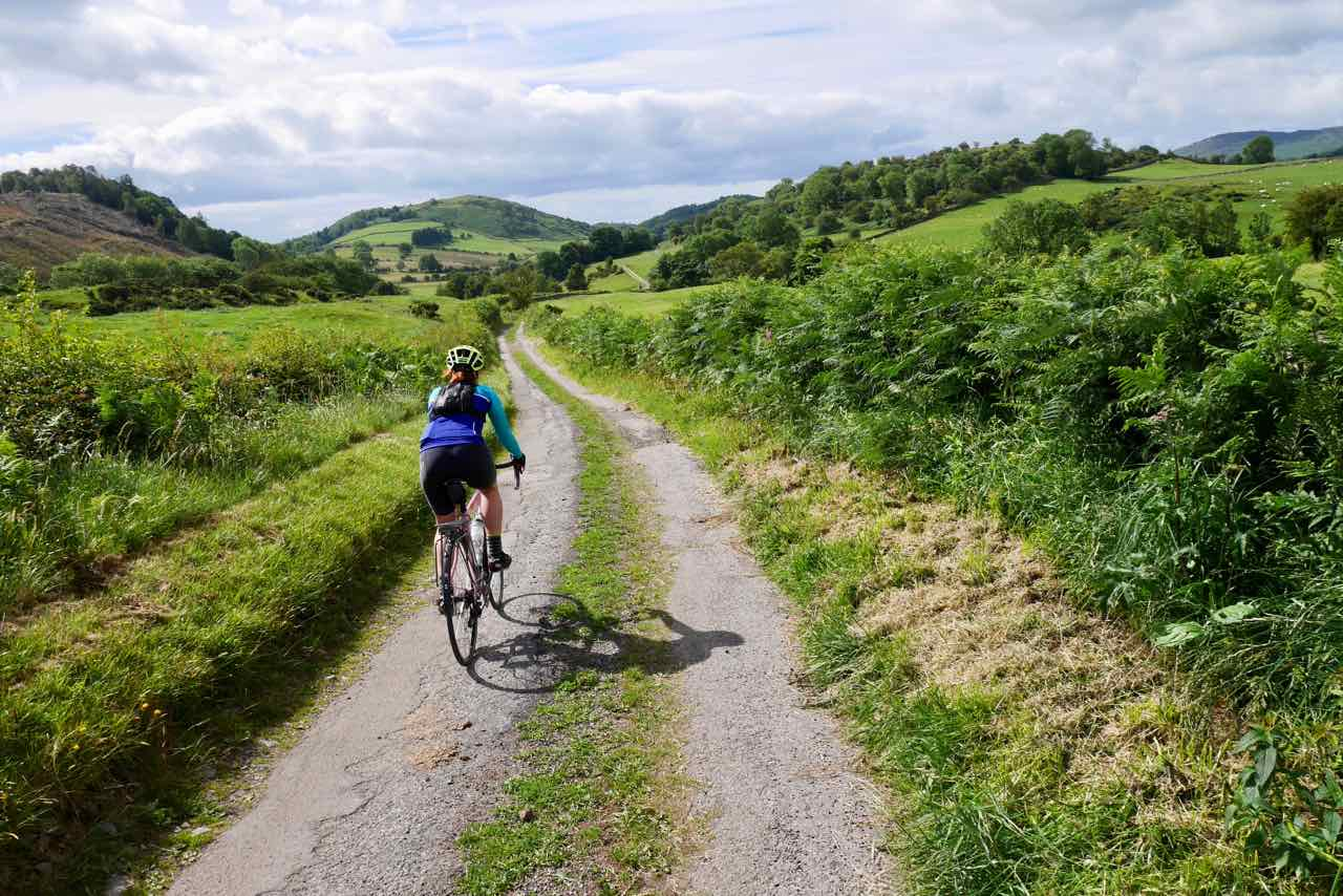 Southwest Scotland Bike Tour Scotland Tripsite