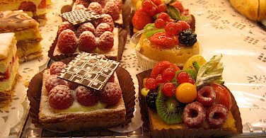 French Patisserie, oh la la. Photo via Flickr:Annie Harada Viot