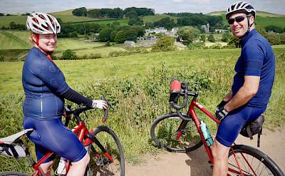 Cycling the Scotland Bike Tour. Photo via TO