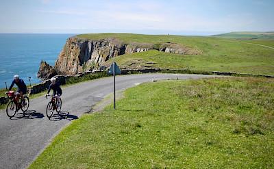 Great views on the Scotland Bike Tour. Photo via TO