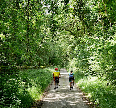 Scenic biking in and around Kirkcudbright, Dumfries and Galloway, Scotland. Photo via TO