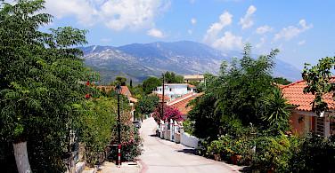 Biking on Kefalonia Island in Greece. Photo via Flickr:Mike Fleming